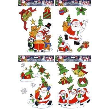 Groothandel kerst raam versiering set speelgoed kopen