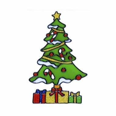 Groothandel kerstboom raam versiering 18 cm speelgoed kopen