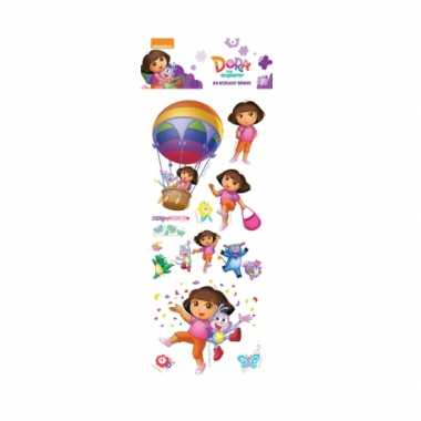 Groothandel kinder 3d stickers dora speelgoed kopen