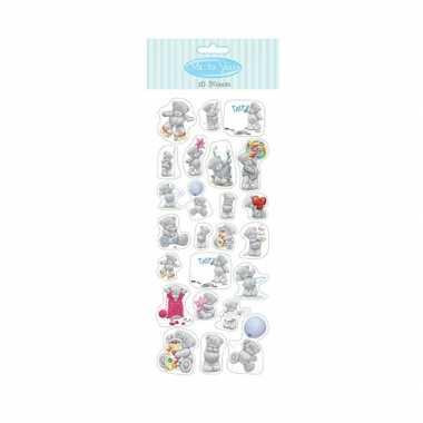 Groothandel kinder 3d stickers me to you beertjes speelgoed kopen