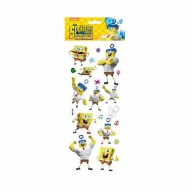 Groothandel kinder 3d stickers spongebob speelgoed kopen