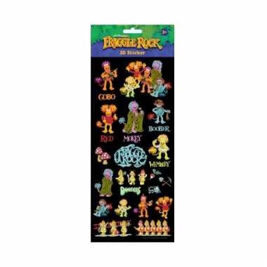 Groothandel kinder 3d stickers the freggels speelgoed kopen