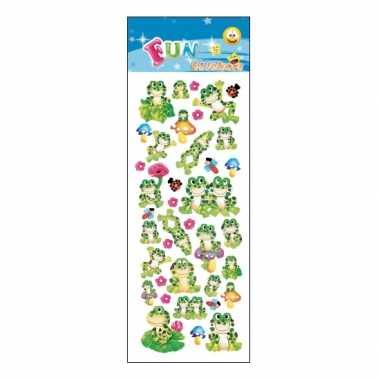 Groothandel kinder kikkers stickers speelgoed kopen