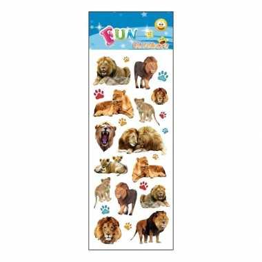 Groothandel kinder leeuwen stickers speelgoed kopen