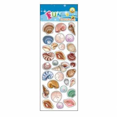 Groothandel kinder schelpen stickers speelgoed kopen