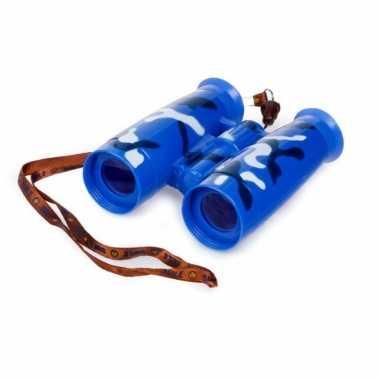 Groothandel kinder speelgoed verrekijker blauw voor peuters 11 cm kopen