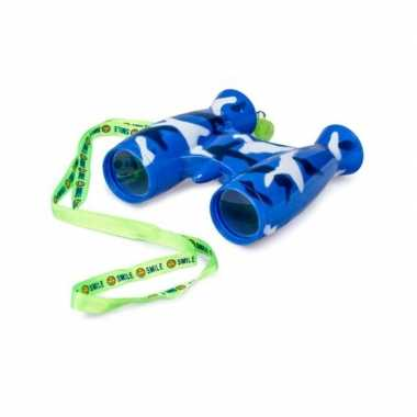 Groothandel kinder speelgoed verrekijker blauw voor peuters 9 cm kopen