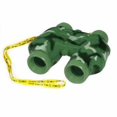 Groothandel kinder speelgoed verrekijker groen voor peuters 14 cm kopen