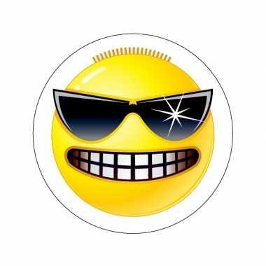 Groothandel kinder sticker stoere smiley type 3 speelgoed kopen