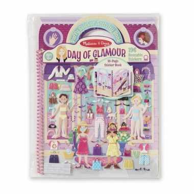 Groothandel kinder stickerboek met glamour speelgoed kopen