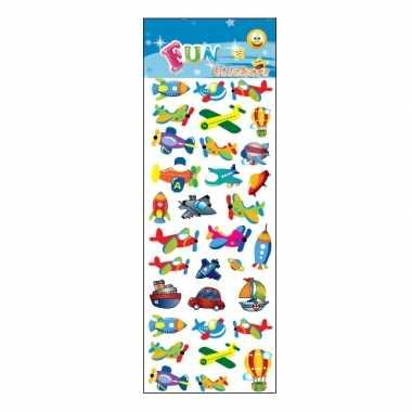 Groothandel kinder stickers voertuigen speelgoed kopen