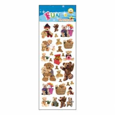 Groothandel kinder teddyberen stickers speelgoed kopen