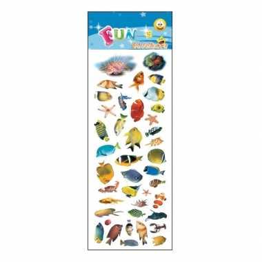 Groothandel kinder tropische vissen stickers speelgoed kopen