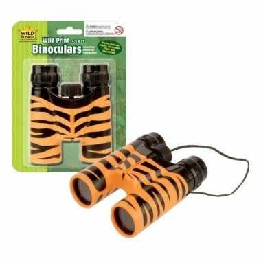 Groothandel kinder verrekijker oranje 23 cm speelgoed kopen
