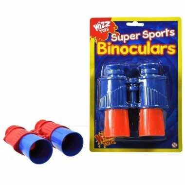 Groothandel kinder verrekijker rood/blauw speelgoed kopen
