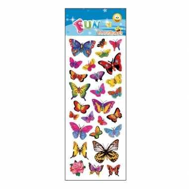 Groothandel kinder vlinders stickers speelgoed kopen