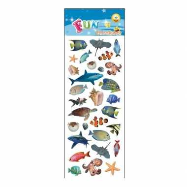 Groothandel kinder zeedieren stickers speelgoed kopen