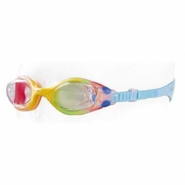 Groothandel kinder zwembril gekleurd met blauwe band speelgoed kopen