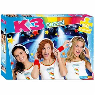 Groothandel kinderpuzzel van k3 speelgoed kopen