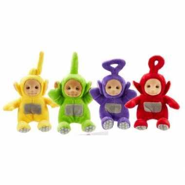 Groothandel kleine teletubbies knuffel tinky 18 cm speelgoed kopen