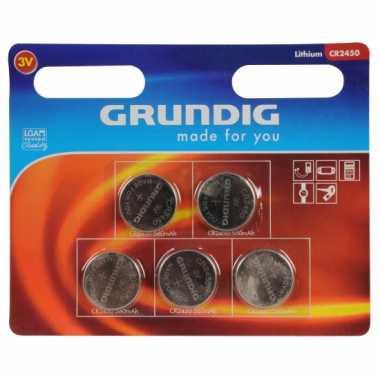 Groothandel knoopcel batterij 5 stuks cr2450 speelgoed kopen