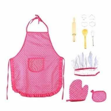 Groothandel koks speelgoed set 11-delig voor meiden kopen