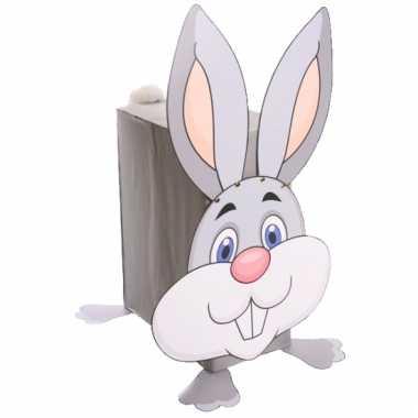 Groothandel konijn suprise knutselen diy pakket speelgoed kopen