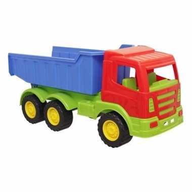 Groothandel kunststof truck met kiepbak speelgoed kopen