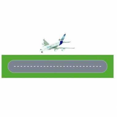 Groothandel luchthaven landingsbaan diy speelgoed stratenplan/ karton