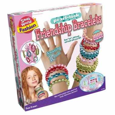 Groothandel luxe armbanden knutsel set speelgoed kopen