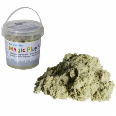 Groothandel magisch zand zandkleur in emmer speelgoed kopen
