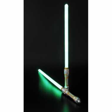 Groothandel mega led licht zwaard groen 140 cm speelgoed kopen