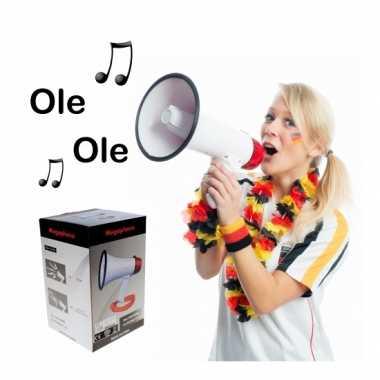 Groothandel megafoon met ole ole geluid speelgoed