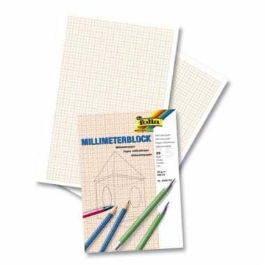 Groothandel millimeter papier 25 vel a4 speelgoed kopen