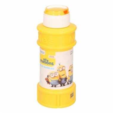 Groothandel minions bellenblazen 175 ml 1 stuk speelgoed