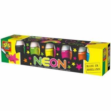 Groothandel neon kleuren hobby verf speelgoed kopen