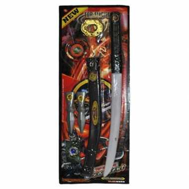 Groothandel ninja set met zwaard speelgoed