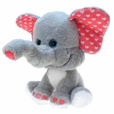 Groothandel olifanten speelgoed knuffel 30 cm