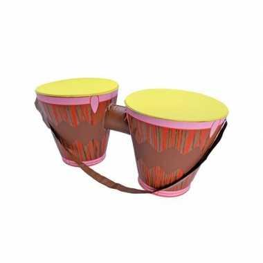 Groothandel opblaas bongos met schouderband speelgoed