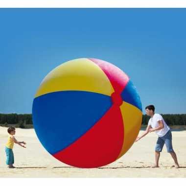 Groothandel opblaas multi gekleurde strandbal 300 cm waterspeelgoed k