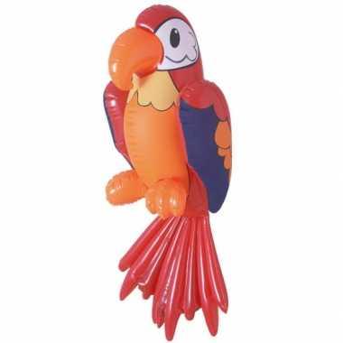 Groothandel opblaas papegaai 60 cm speelgoed kopen
