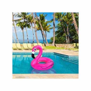Groothandel opblaasbare flamingo zwemband speelgoed
