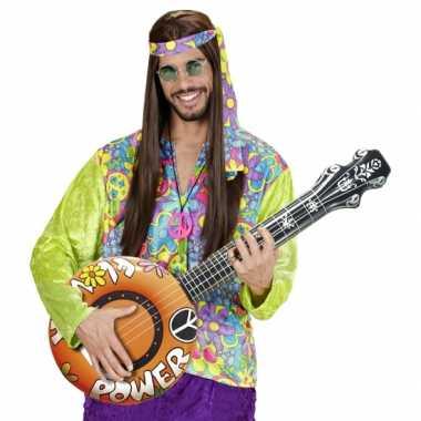 Groothandel opblaasbare flower power banjo speelgoed kopen