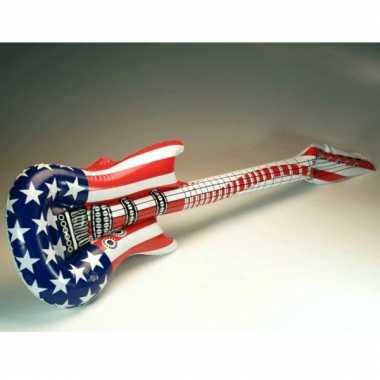 Groothandel opblaasbare gitaar amerika speelgoed kopen