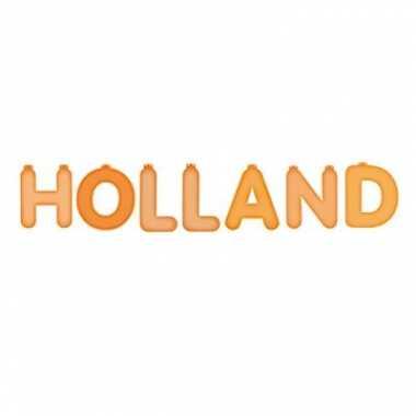 Groothandel opblaasbare holland letters speelgoed