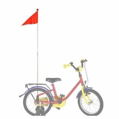 Groothandel oranje fietsvlag speelgoed