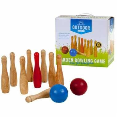 Groothandel outdoor bowling set speelgoed