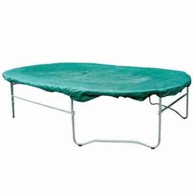 Groothandel ovale trampoline hoes 423x244 cm speelgoed kopen
