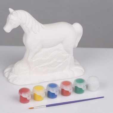 Groothandel paard schildersetje speelgoed kopen