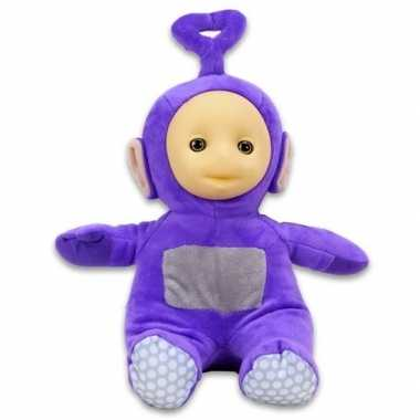 Groothandel paarse teletubbie pop tinky winky 26 cm speelgoed kopen